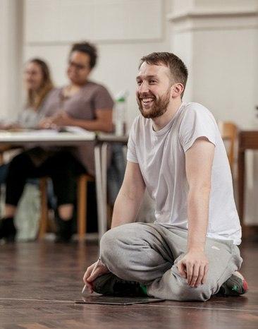 Jonnie Riordan ThickSkin Theatre